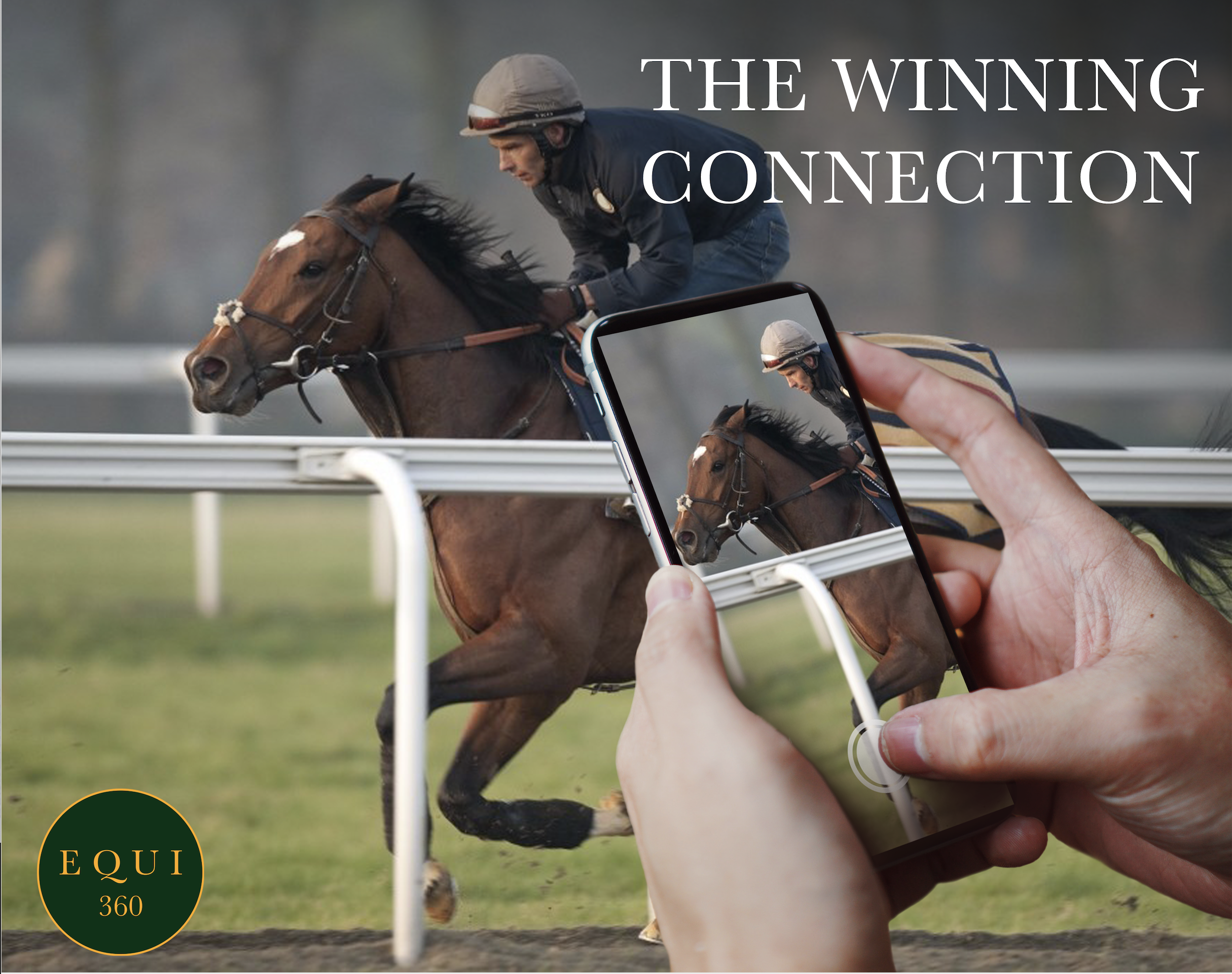 Have you tried the Equi360 App
